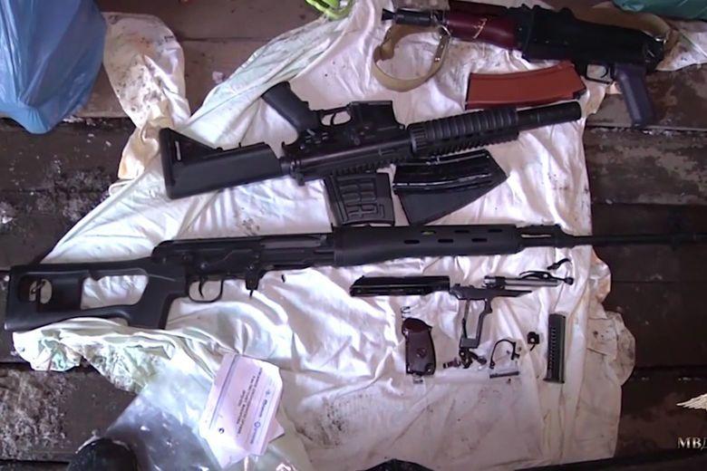 Полицейские задержали нелегально скупавшую вРязани оружие банду