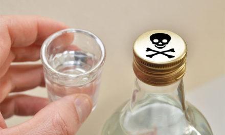 ВТверской области обозначено снижение смертности ототравлений спиртом
