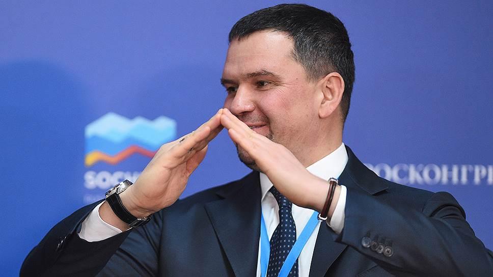 Максим Акимов войдёт вновое руководство В.Путина